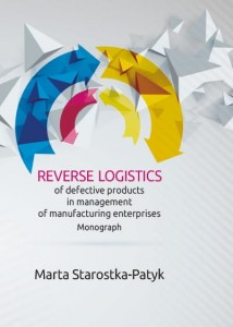 Reverse logistics of defective products in management of manufacturing enterprises